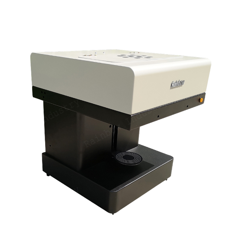 Professional Commercial Edible Food Coffee Printer