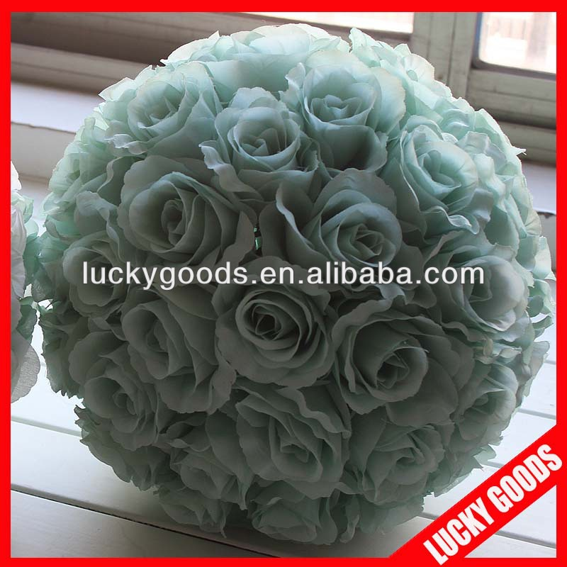 Royal hanging decorative artificial flower ball for wedding decoration
