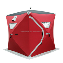 2015 The Good Quality and Hot Sale 3 Man Pop Up Ice Fishing Shelter