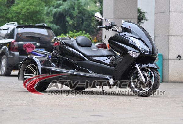 China Made Trike Motorcycle Automatic Transmission 300cc Atv