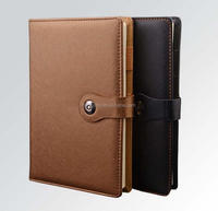 Leather Cover Pocket Notebook