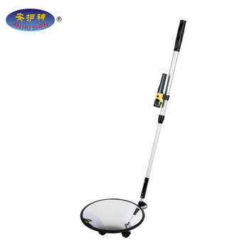 Portable car inspection mirror,Under vehicle inspection with LED light,Car safety inspection mirror