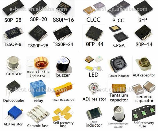 DFPlayer Mini ו MP3-TF-16P מודולים המשמשים YX5200-24SS שבב סידורי  MP3-מעגלים משולבים-מספר זיהוי