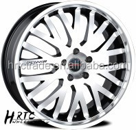 European Silver Rim New Design: Alloy Wheel Rim Chrome 22 inch 24 inch