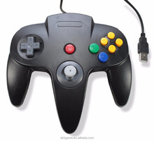 Wired Joystick Controller Gamepad Voor NintendFor Gamecube N64 Controller met USB Of GC Voor PC Mac CONTROLLER