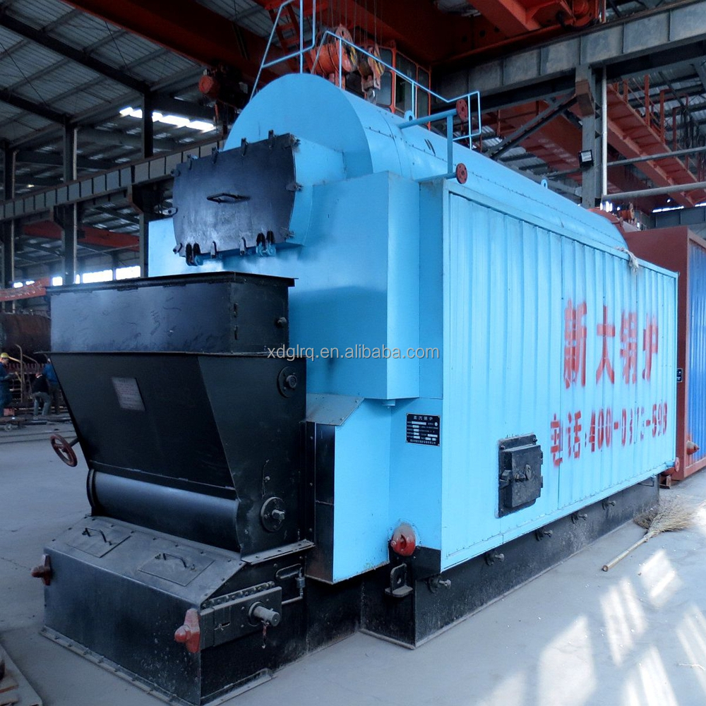 China Manufacturer Supply Dzl Series Automatic Chain Grate Biomass ...