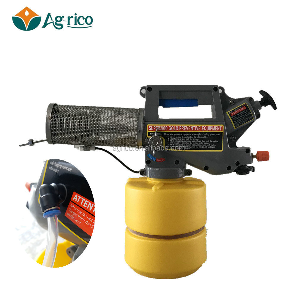 portable insect killing fog machine /fumigation fogger/smoke screen sprayer AG-S200