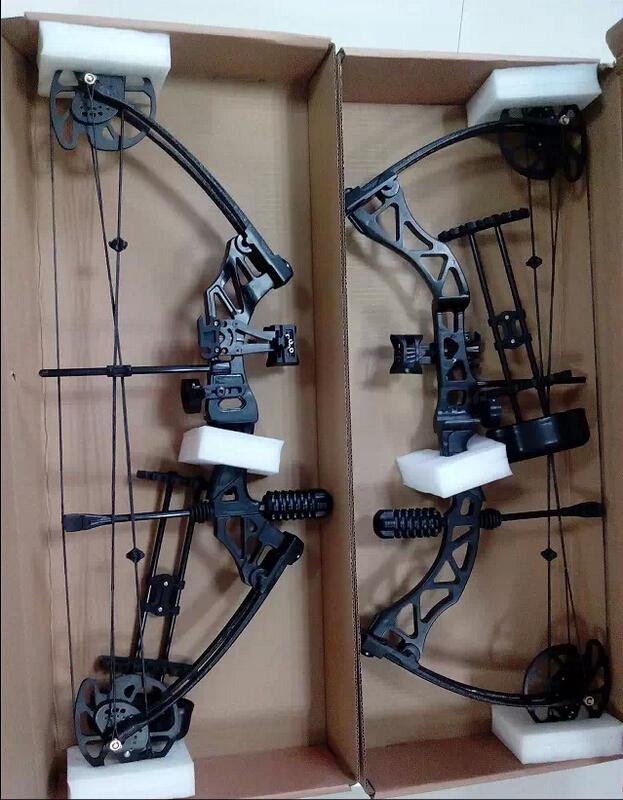 pas cher compos arc tir l 39 arc compos de chasse arc 35lbs 70lbs avec fl che vitesse 320 pieds. Black Bedroom Furniture Sets. Home Design Ideas