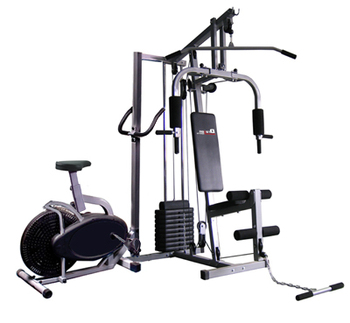 Body fit home use gym equipment with exercise bike hg buy