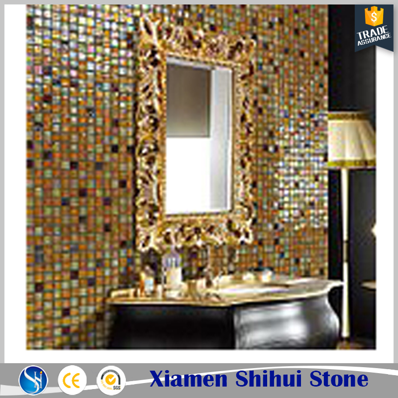 Wholesale Inexpensive Golden Select Mosaic Wall Tile for House - Buy ...