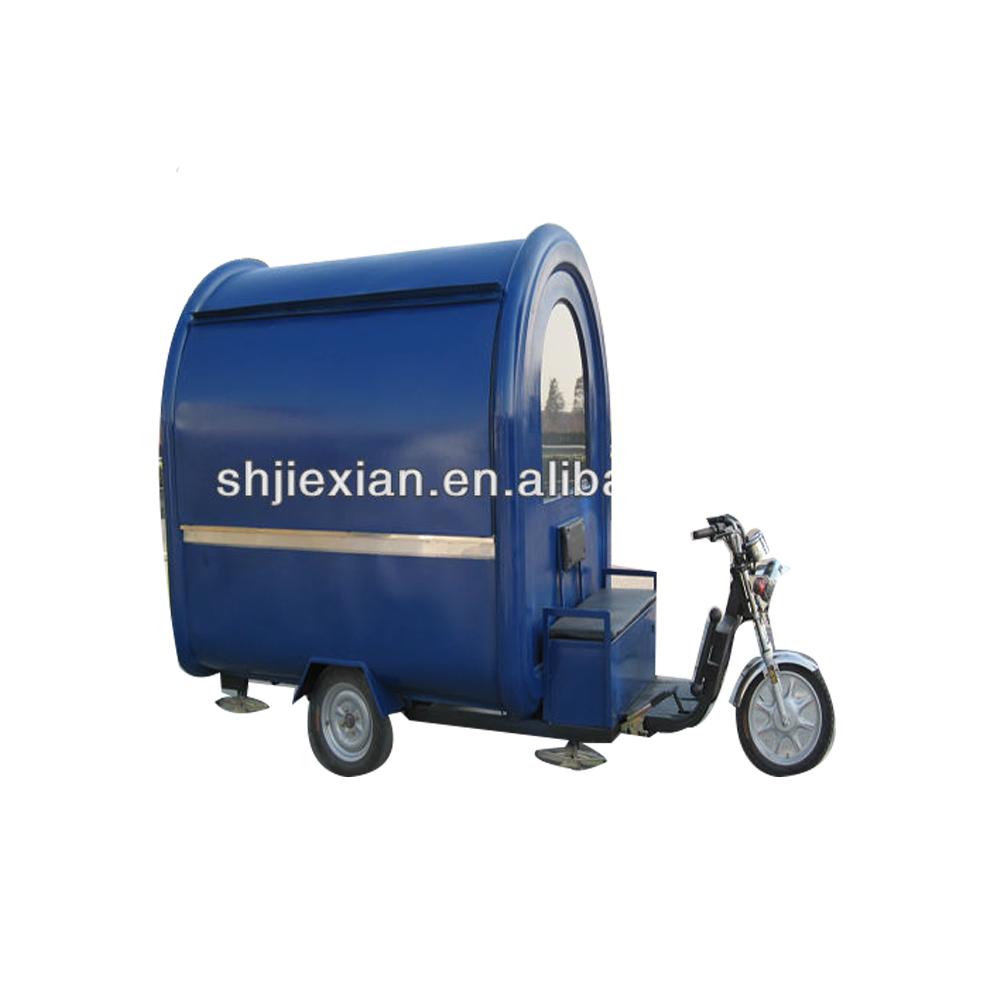 JX-FR220I Cao Chất Lượng Xe Máy Kem Giỏ Hàng Thực Phẩm Xe Tải Chế Tạo Thực Phẩm Trailer Xuất Tại Trung Quốc