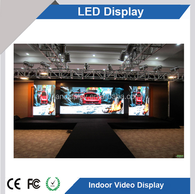 Nationstar kinglight P3.91 LED SMD INDOOR CLEAR DISPLAY ADVERTISING SCREEN VIDEO WALL
