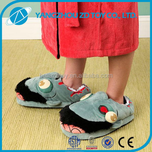 factory direct sale one size fit all paw slipper