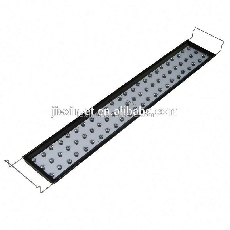 Emitting Color Blue& White BS-089 150W Computer Controlled 3 Watt Led Aquarium Lights for Fish Tank