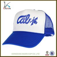 high quality wholesale custom neon trucker hats