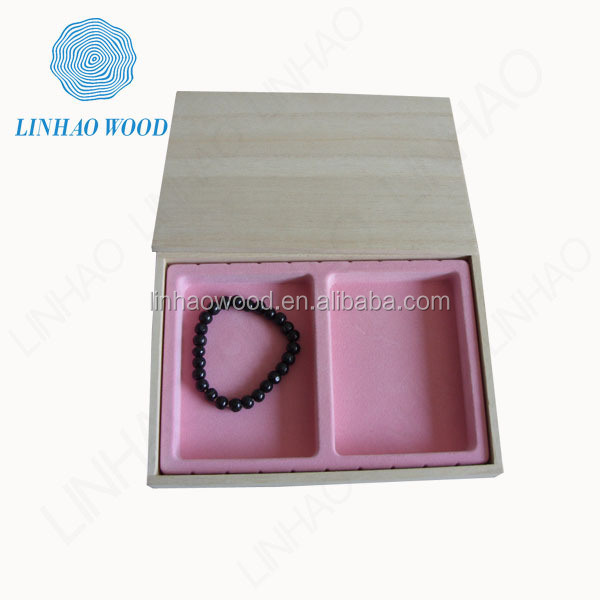 new style handcraft woooden jewelry box