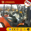 China Lonking 1.5ton diesel forklift manual lifter LG15D