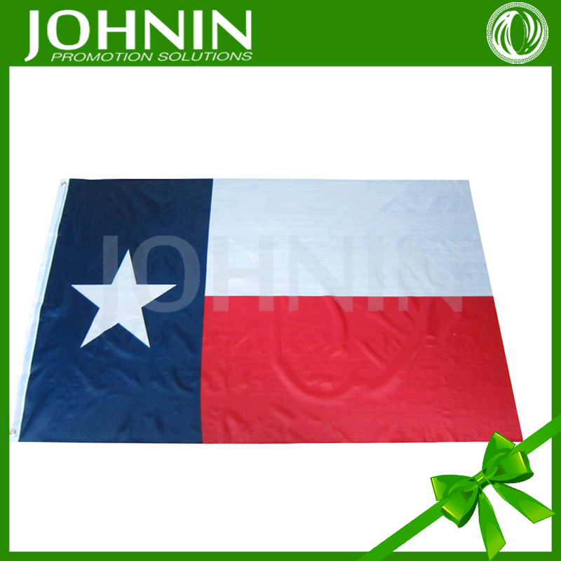 Customized Cheap Promotional Texas State Flag