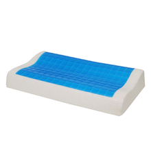 Custom High Quality Ice Neck Support Cooling Silicone Gel Pillow