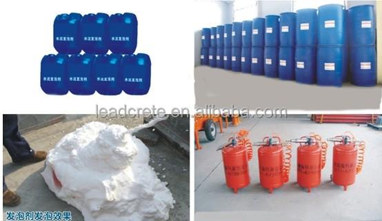 Factory Direct Hot Sale Clc Foam Concrete Foaming Agent