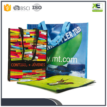 Promotional PP Non Woven Shopping Bag Laminated Grocery Bag