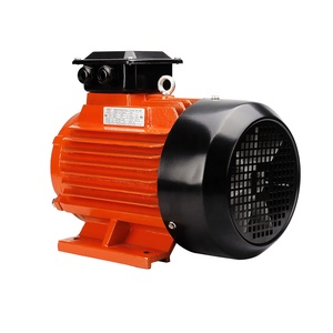High Quality 75 KW 100 hp 3 Phase Asynchronous Induction Electric Motor 380v