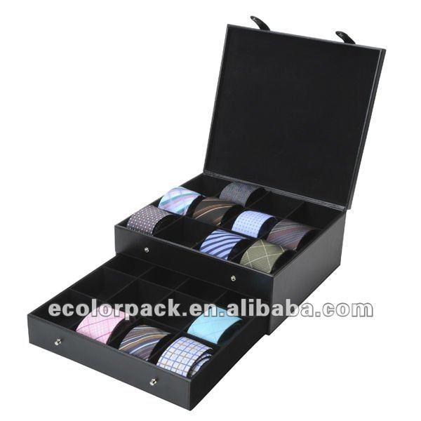 permium fabriqu la main en bois bo te de rangement de cravate bow tie buy bo tes pour. Black Bedroom Furniture Sets. Home Design Ideas