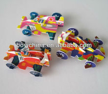 3D puzzle toy/DIY animal puzzle/card board 3d puzzle