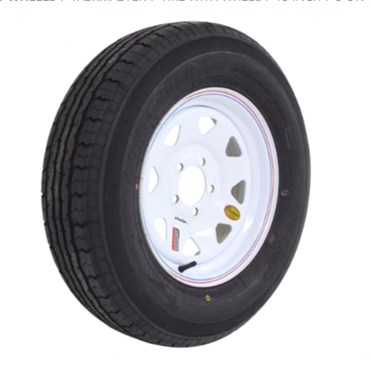 Chinese cheap wholesale trailer tires and wheels