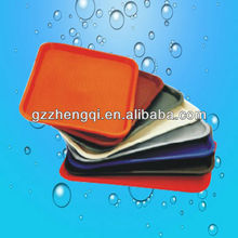 Hot Sale colored plastic serving trays, Serving Plastic Tray(81140)
