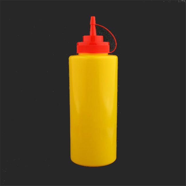 Hot-Sell Plastic Sweet Food Grade Plastic Squeeze Bottles