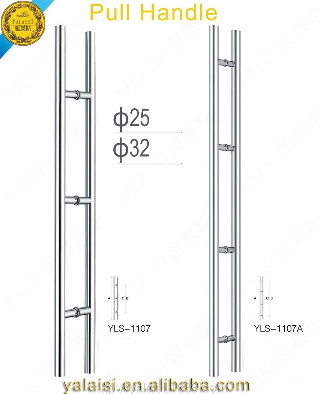Diámetro 25mm C/c520mm Multipunto Fijación 304 Acero Inoxidable Sin ...