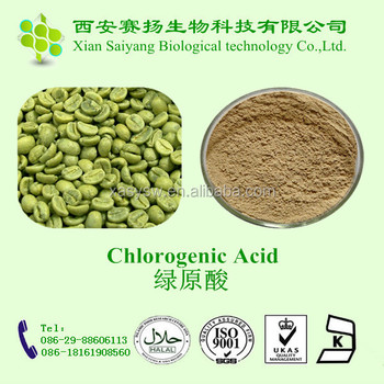 High Quality Green Coffee Extract,Green Coffee Bean Extract Powder ...