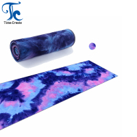 wholesaler eco-friendly sports yoga mat towel non slip,antimicrobial sports towels