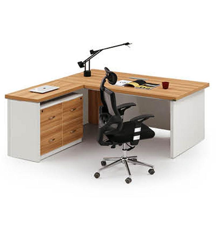 Moderna Oficina De Alta Tecnología Socio Escritorio Ejecutivo ...