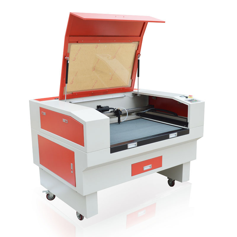 Small China Laser <strong>Cutting</strong> And Engraving Machine For Architectural Model