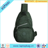 Multifunction small size backpack single strap chest sling bag handle bag