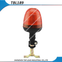 Surface Mount LED Rotating Beacon Light /Tractors Car Rotary Warning Light /With R65 Certificate Beacon Lamp