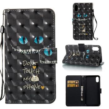 9d47d8706bd Teléfono Móvil shell guangdong celular pu flip Funda de cuero para el iPhone  nuevo teléfono 6