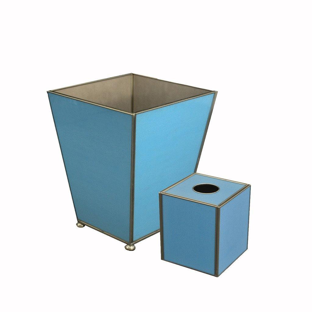 Trash Can Waste Baskets Tissue Box