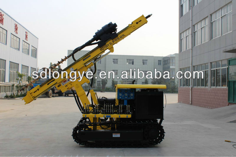 multifunctional auger drilling machine MZ130Y-2 manufacturer