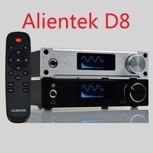 D8 digital amplifier xmos usb dac decoder sound card fiber optic coaxial hifi amplifier household