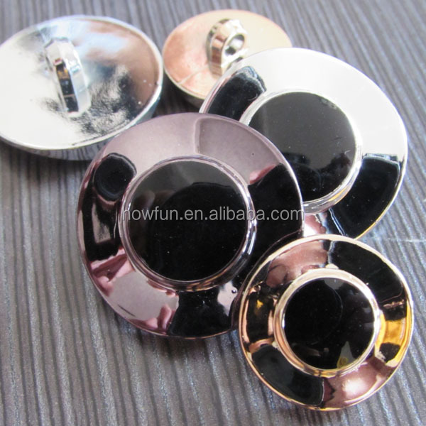 Special Shaped Lady Garment Button