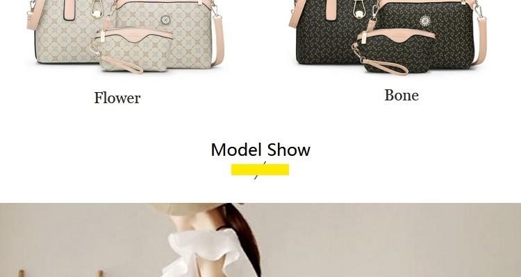 Wholesale-SUNNY SHOP3 BagNew Mother Handbag Brand Designer Women Bag ... dc09a6dc554fb