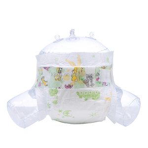 Factory high quality cheap oem disposable sleepy baby diapers supplies China