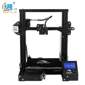 creality ender 3 Personal Use Cheap Desktop DIY 3D Printer For Toys, Children,Design and Education In Shenzhen