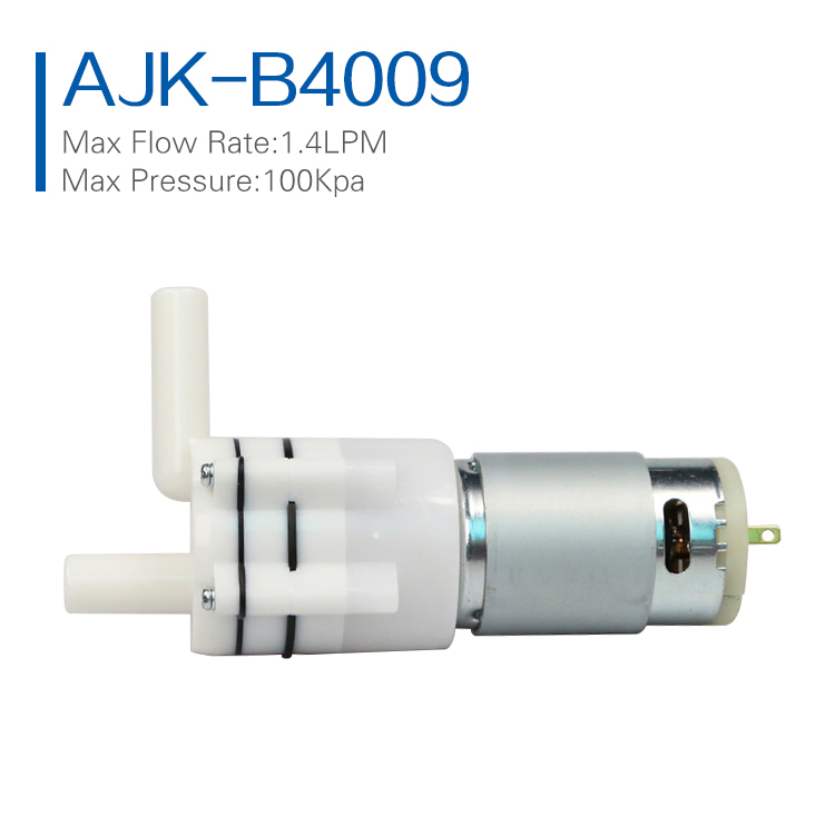 Low Noise Drinking Equipment Self Priming Small Water Pump