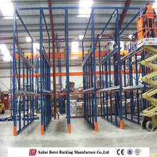 Tire storage rack,Basketball storage racks warehouse drive-in storage rack