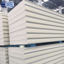 Warmproof <span class=keywords><strong>PUR</strong></span> insulated 냉 방 샌드위치 panels