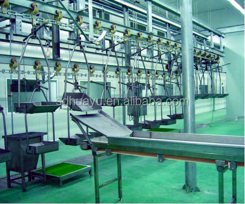 Production Line Poultry Chicken Poultry Slaughtering Equipment